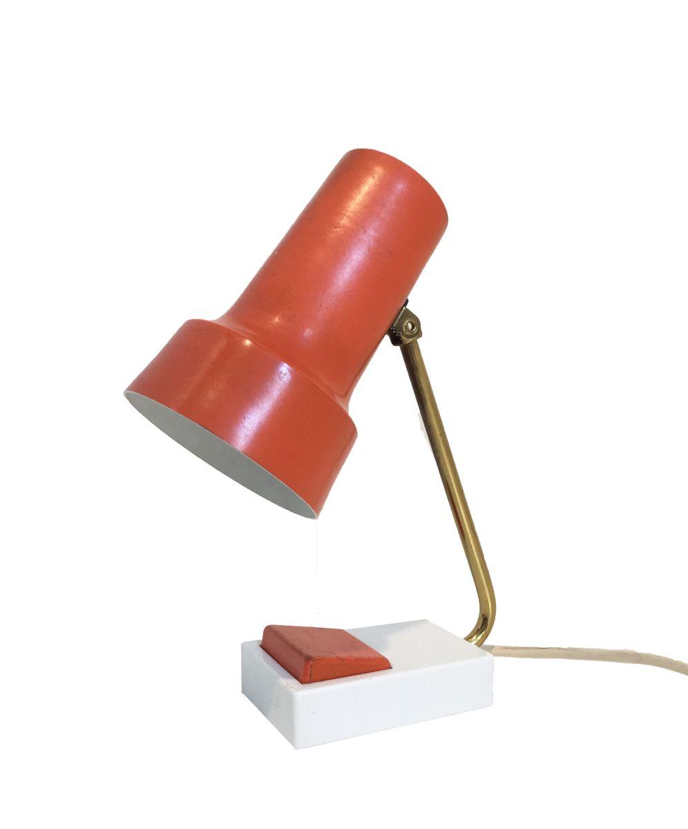 Kleine Vintage Tischlampe, 1960er