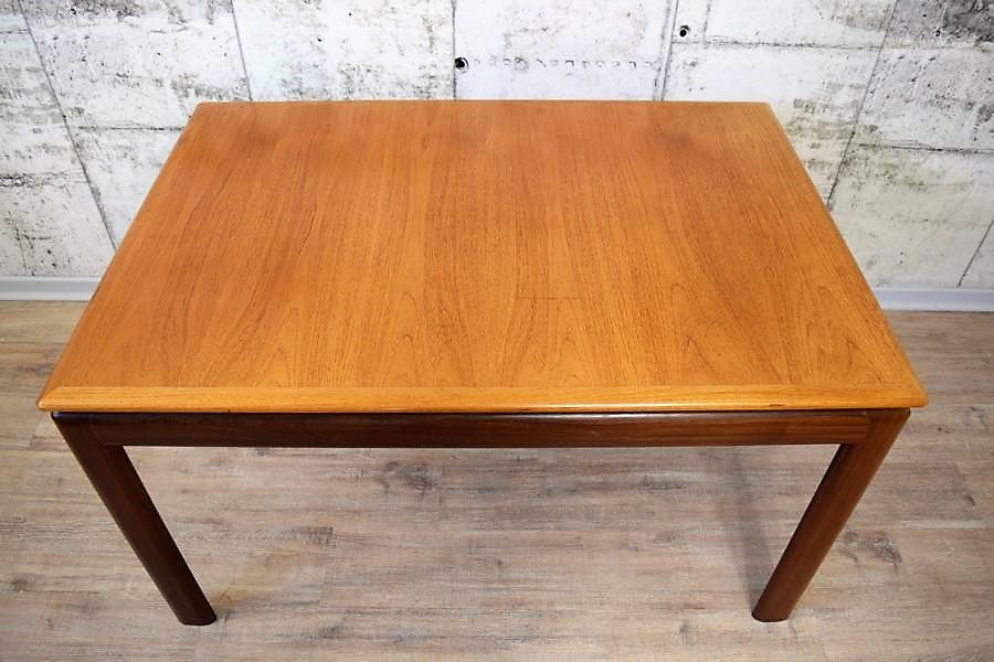 Awesome Extendable Teak Dining Table