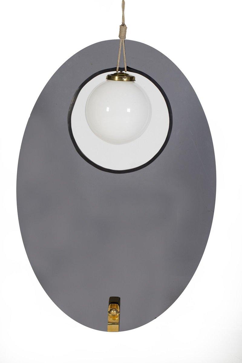 Vintage Deckenlampe von Hermès