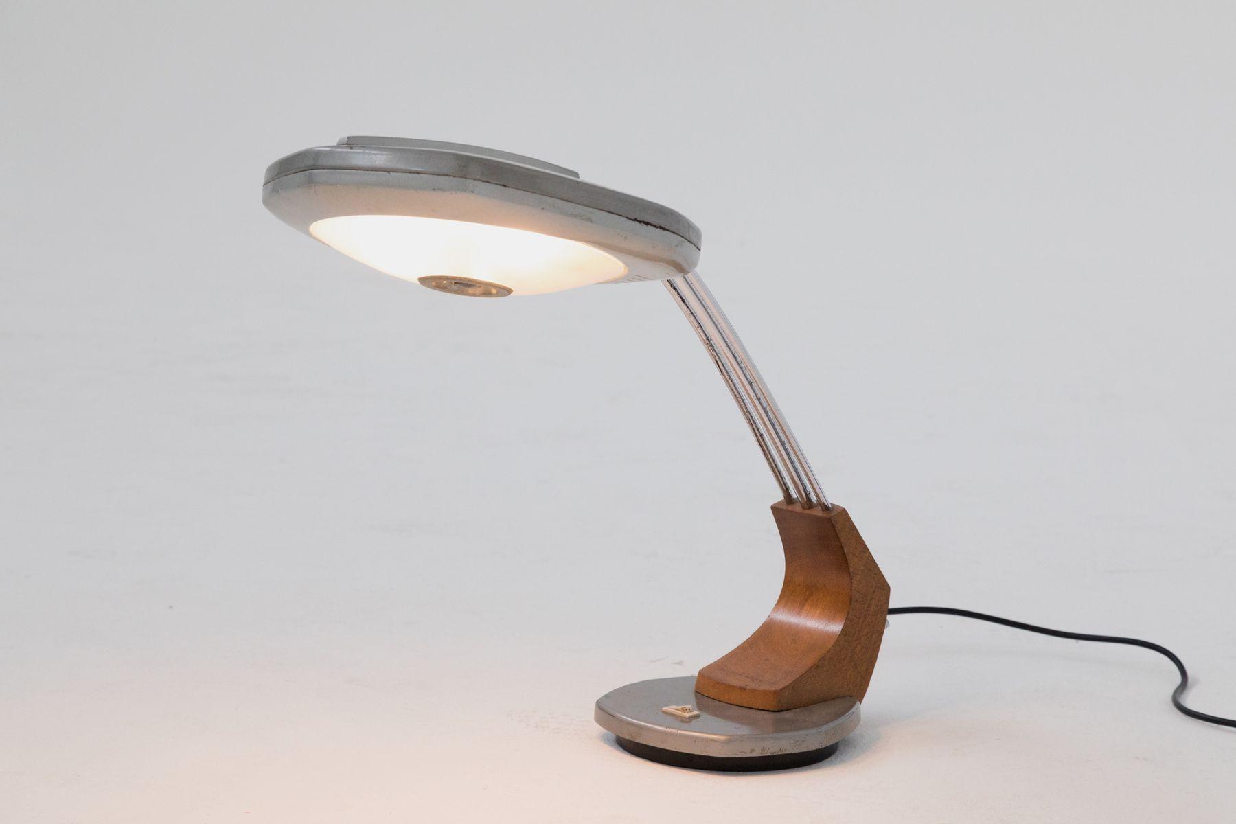 Vintage Schreibtischlampe von Fase