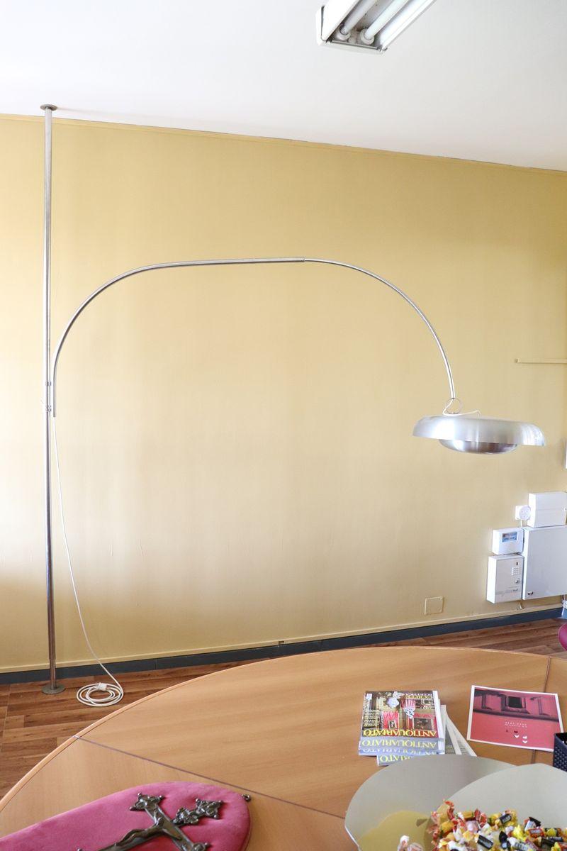 Model PR Stehlampe von Pirro Cuniberti für Sirrah, 1970er