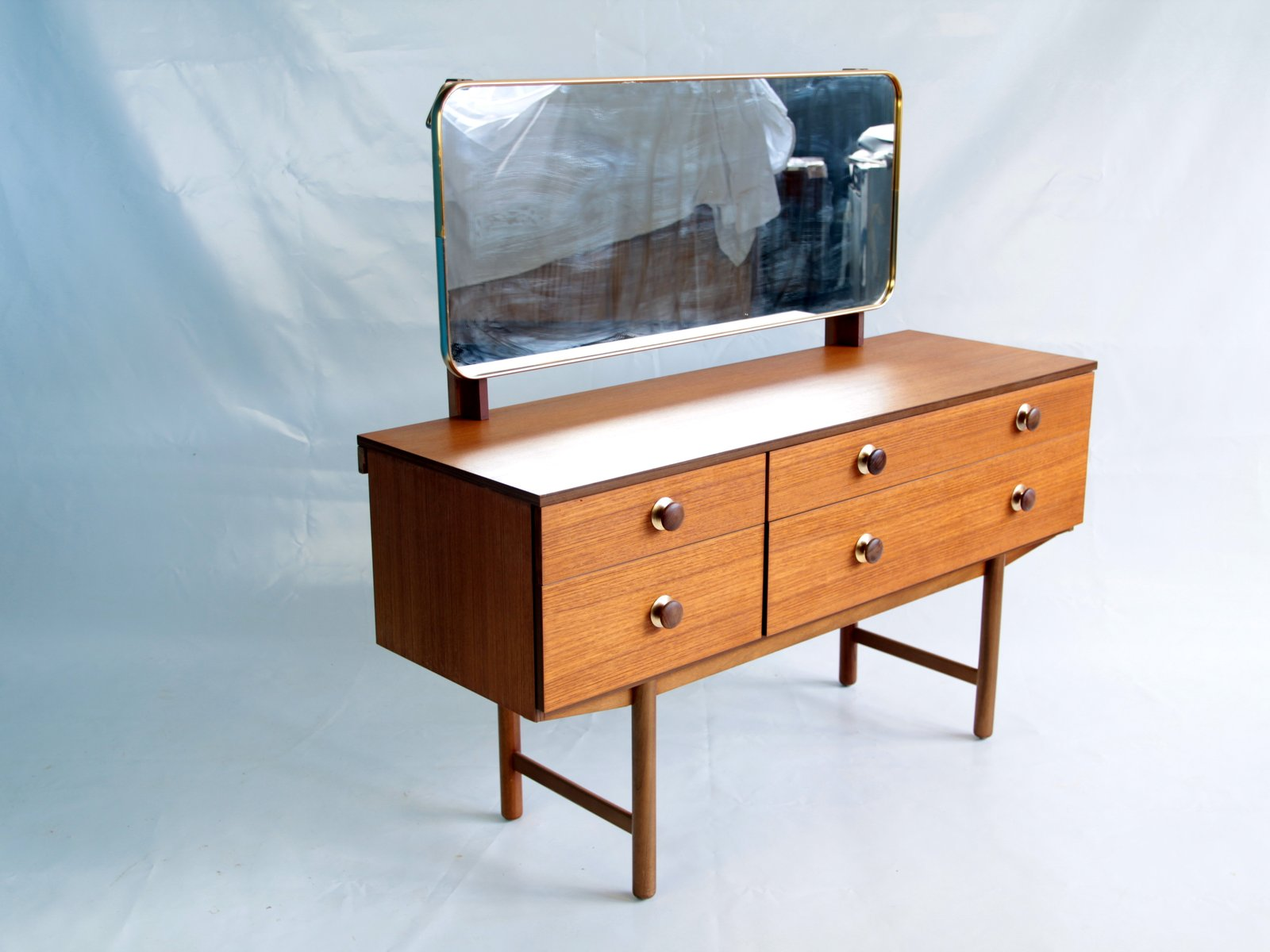 Frisiertisch mit Spiegel von Avalon, 1960er