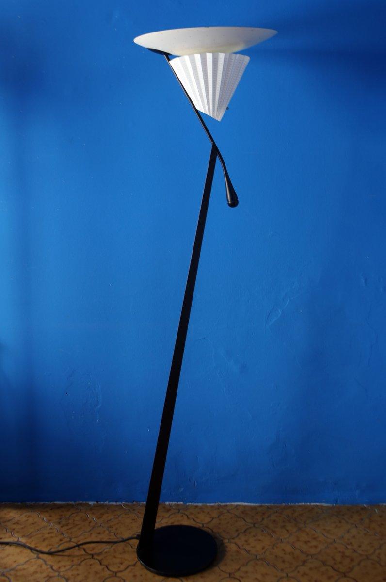 Mantide Stehlampe von Mauro Canfori für Oluce, 1980er