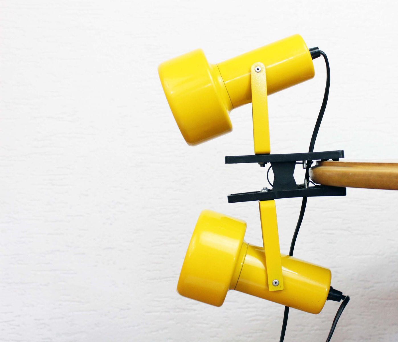 Gelbe Scheinwerfer, 1970er
