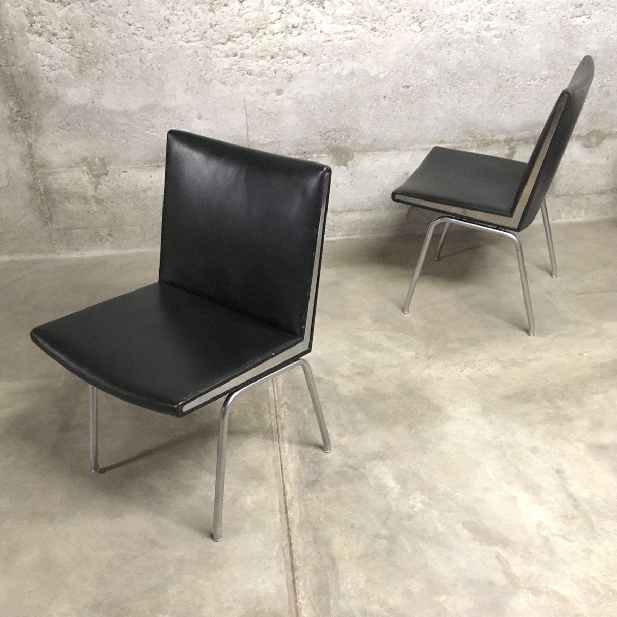 d nischer ap 40 stuhl von hans j wegner f r a p stolen 1950er bei pamono kaufen. Black Bedroom Furniture Sets. Home Design Ideas