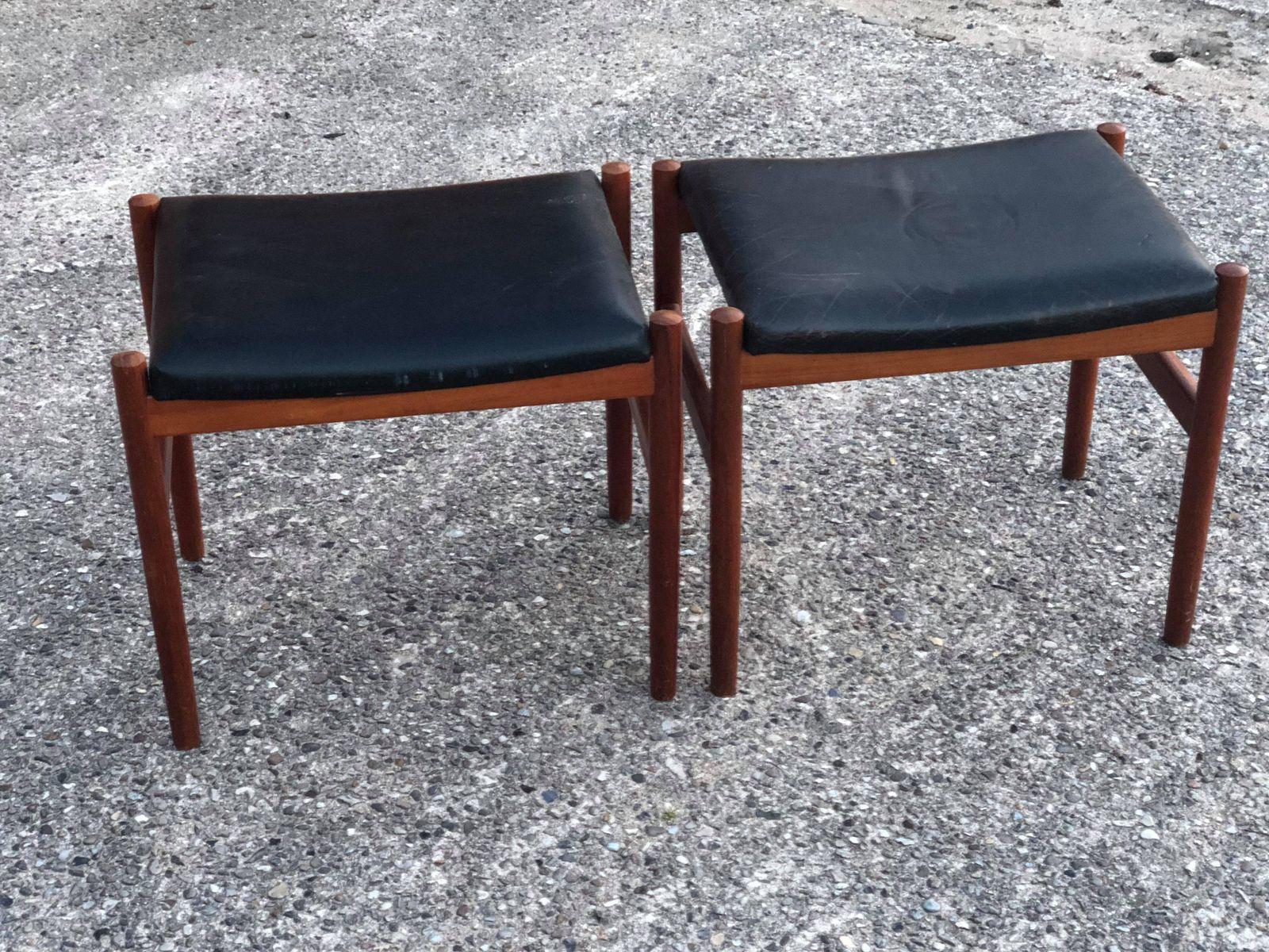 Lotto di sgabelli unizo legno e acciaio cromato naturale