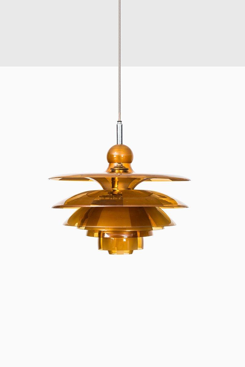 Septima 5 Deckenlampe von Poul Henningsen für Louis Poulsen, 1930er