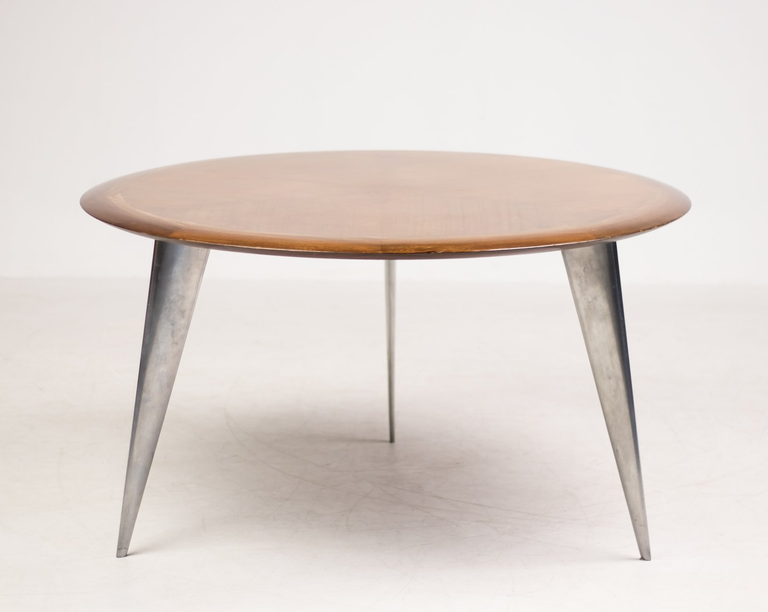 Vintage Modell M Esstisch von Philippe Starck für Aleph