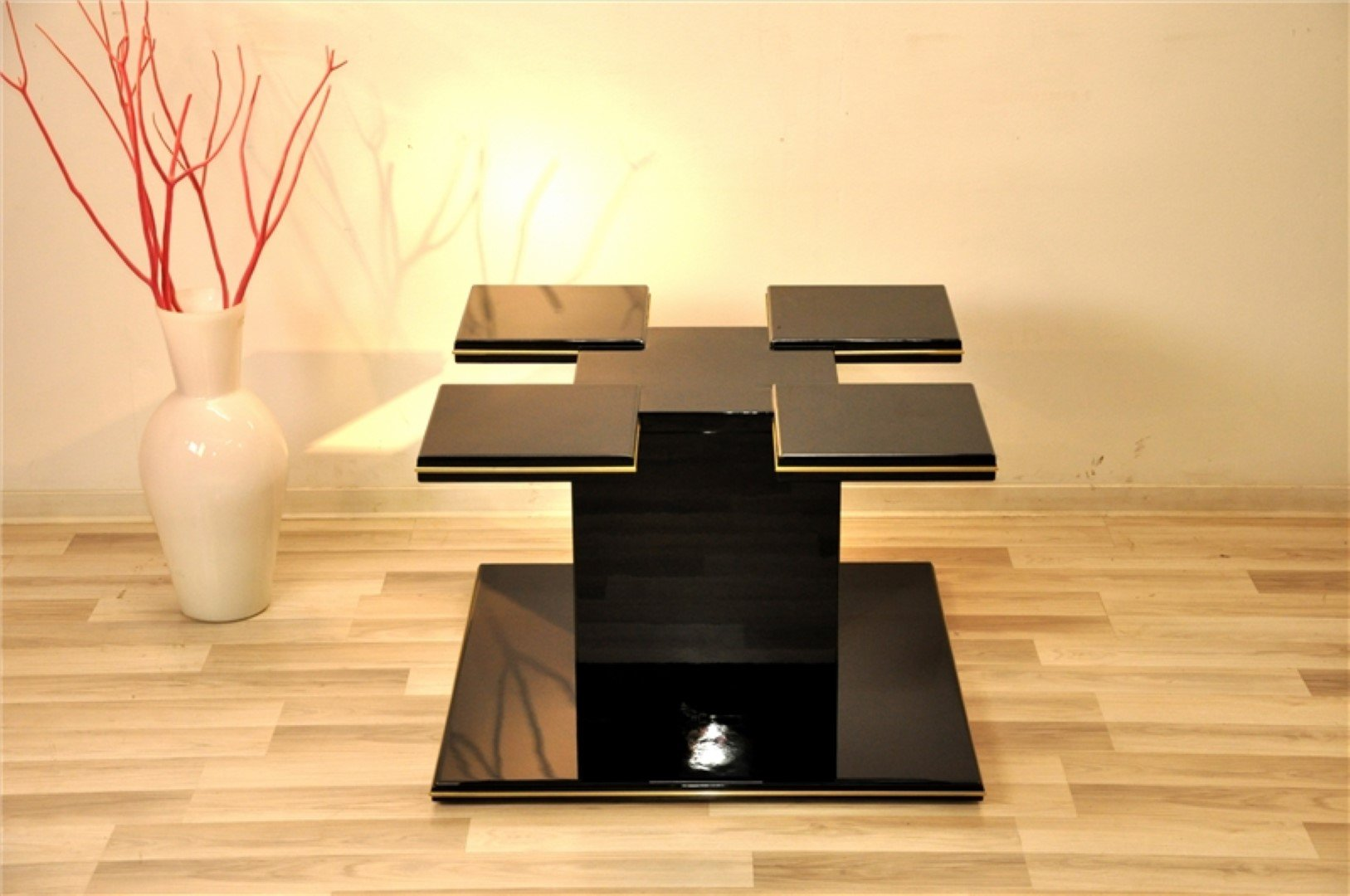 Art Deco Coffee Table, 1930s for sale at Pamono