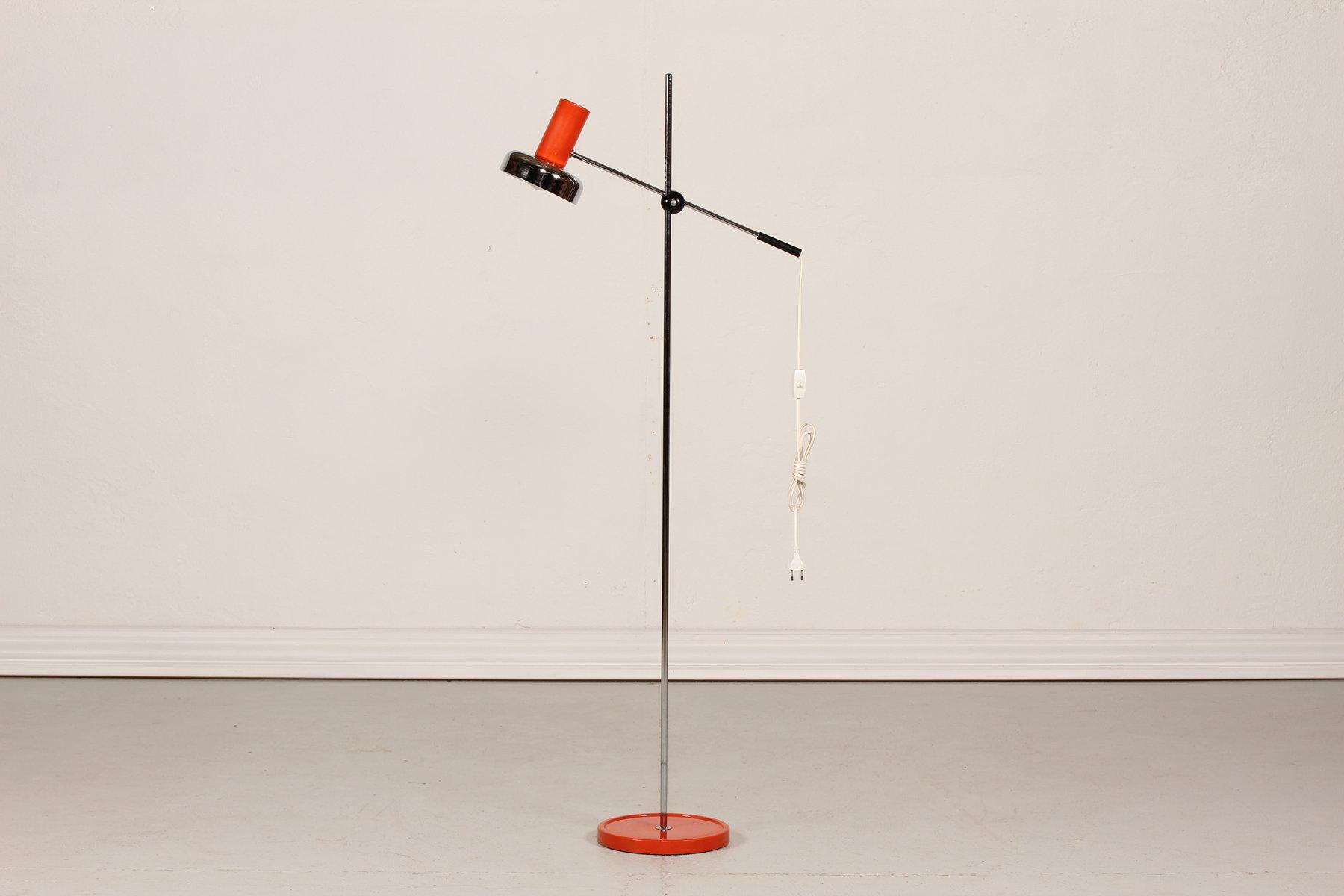 Skandinavische Stehlampe von Fog & Mørup, 1960er
