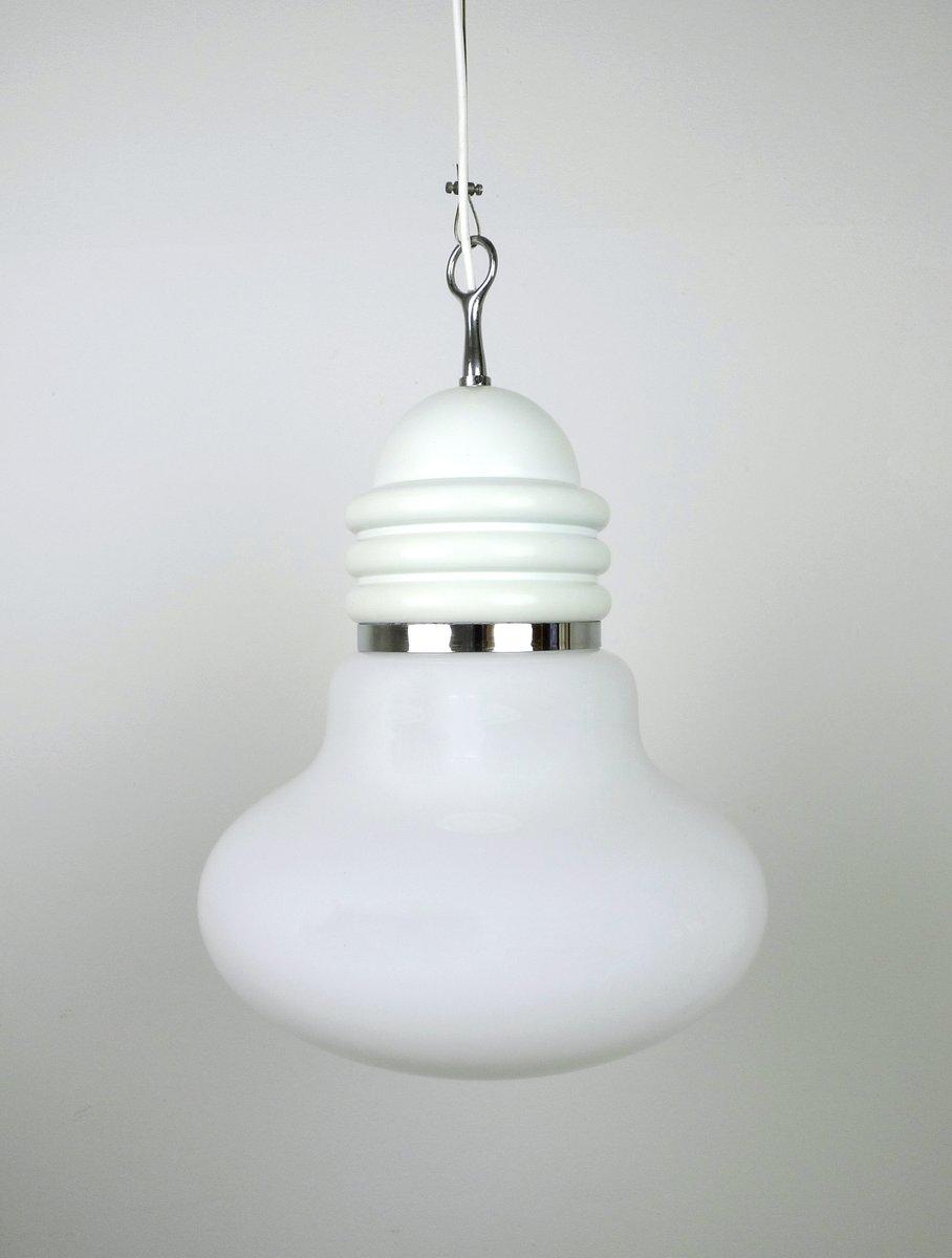 Arianna Deckenlampe von Della Rocca für Artemide, 1970er