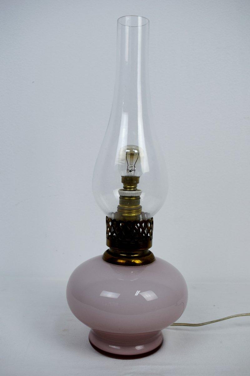 Tischlampe von Paolo Venini, 1950er