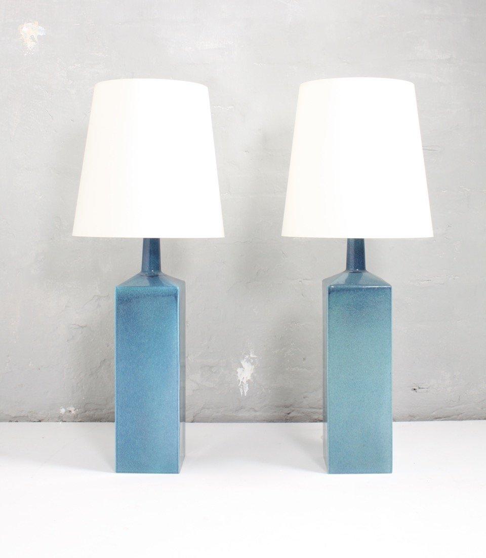 Vintage Lampen von Le Klint, 2er Set