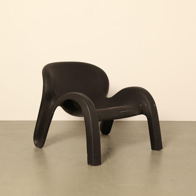 GN2 Sessel von Peter Ghyczy für Reuter, 1970er