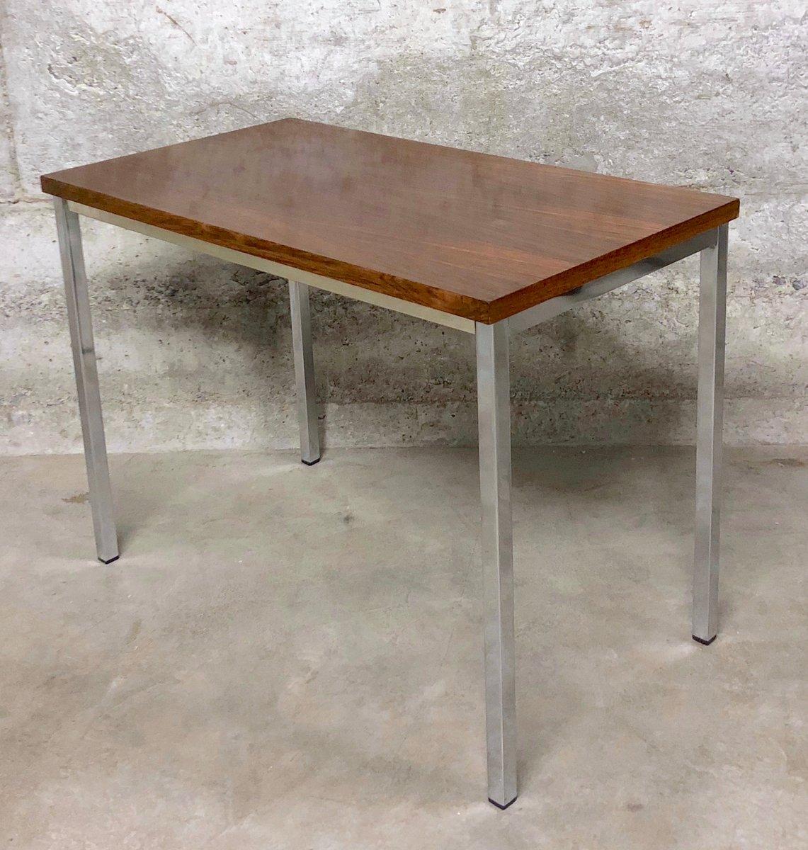 mid century german palisander side table from opal m bel for sale at pamono. Black Bedroom Furniture Sets. Home Design Ideas