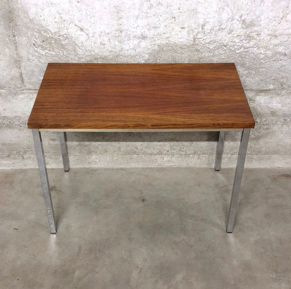 mid century german palisander side table from opal m bel for sale at pamono. Black Bedroom Furniture Sets. Home Design Ideas