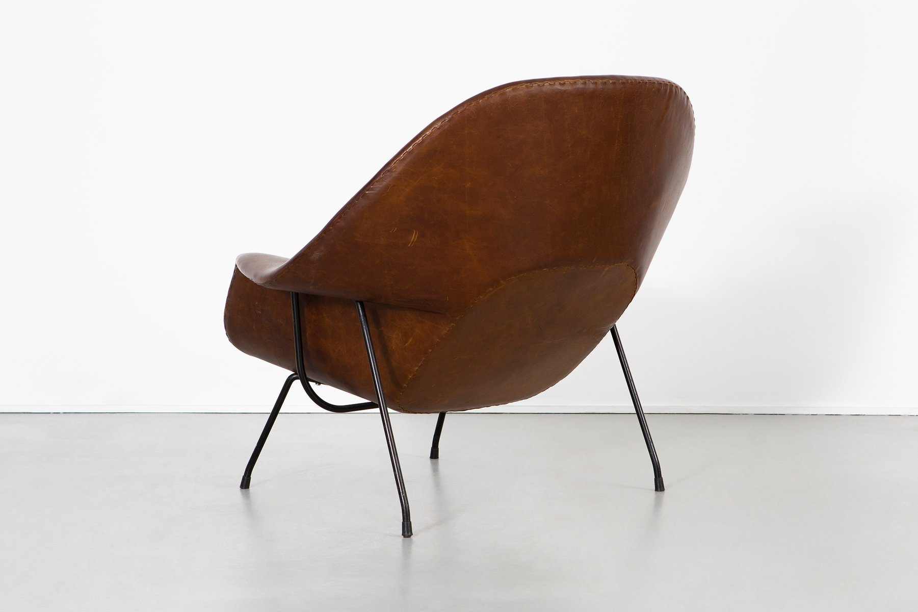 Womb Chair U0026 Ottoman By Eero Saarinen For Knoll Inc, 1960s