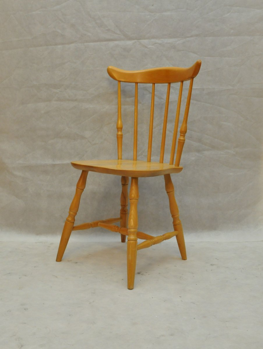 Vintage Danish Chairs, Set Of 3