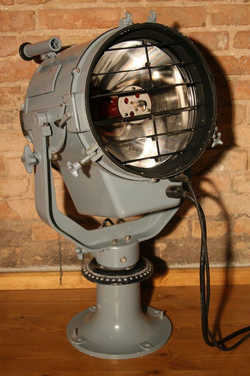 Marine Signal Reflektor von AEG, 1970er
