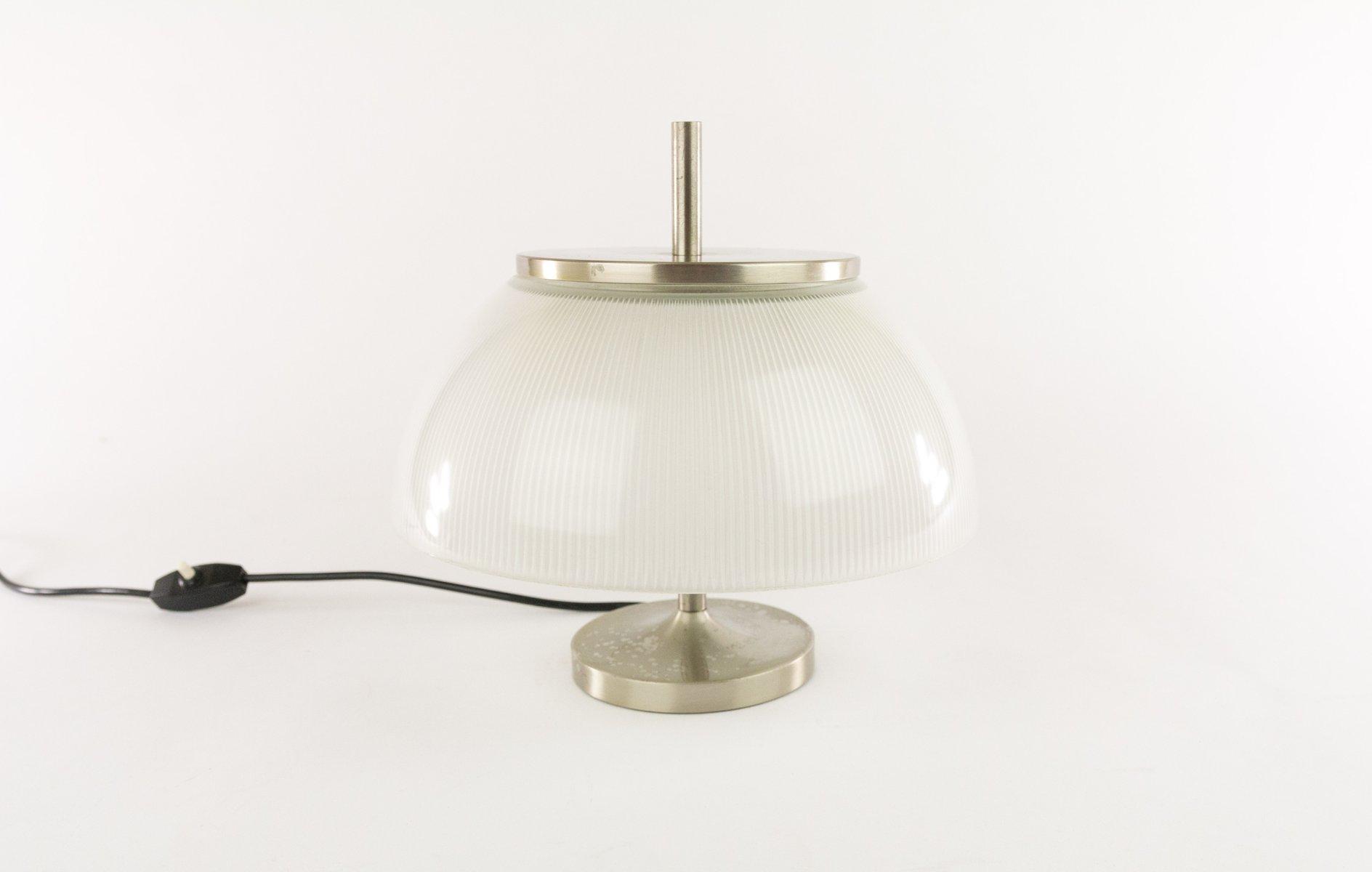 lampe de bureau alfetta par sergio mazza pour artemide, 1960s en