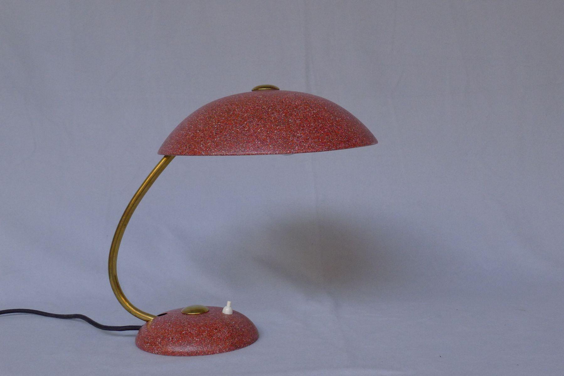 Vintage Schreibtischlampe von Helo Leuchten, 1950er
