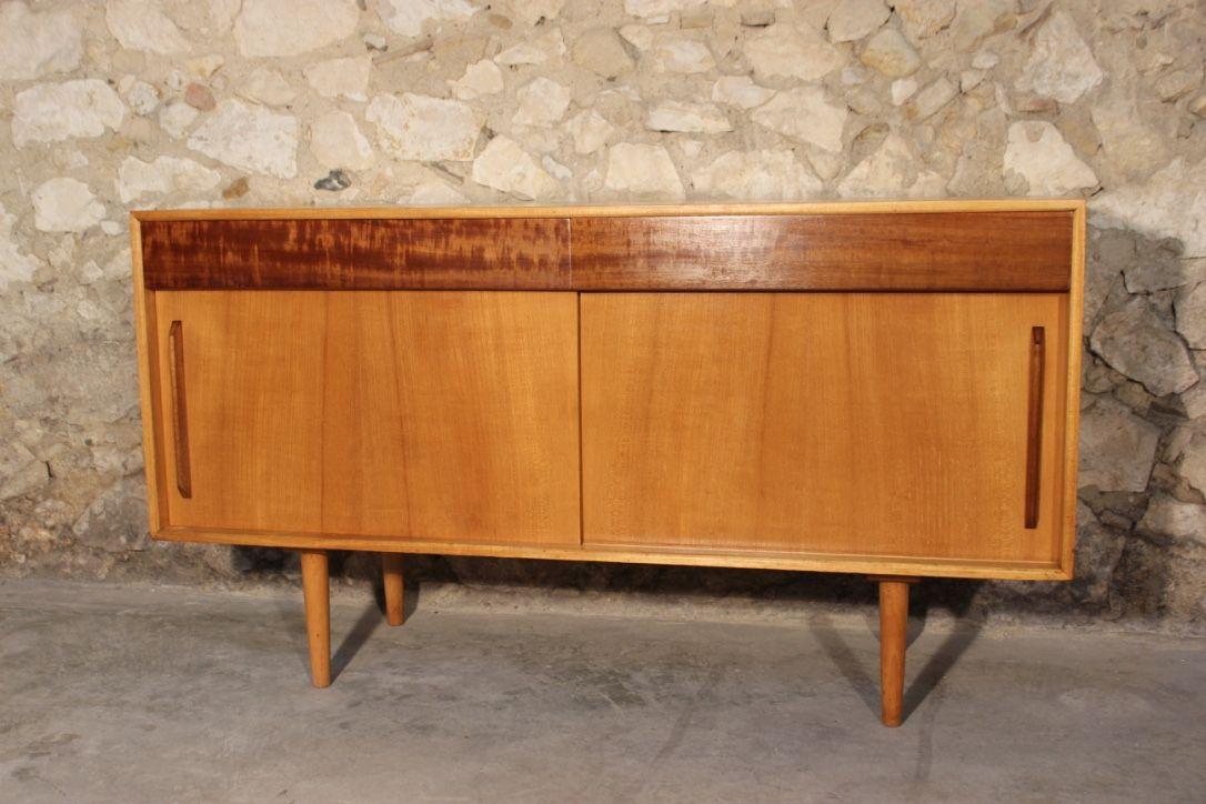 Skandinavisches Sideboard von Robin Day für Hille, 1952