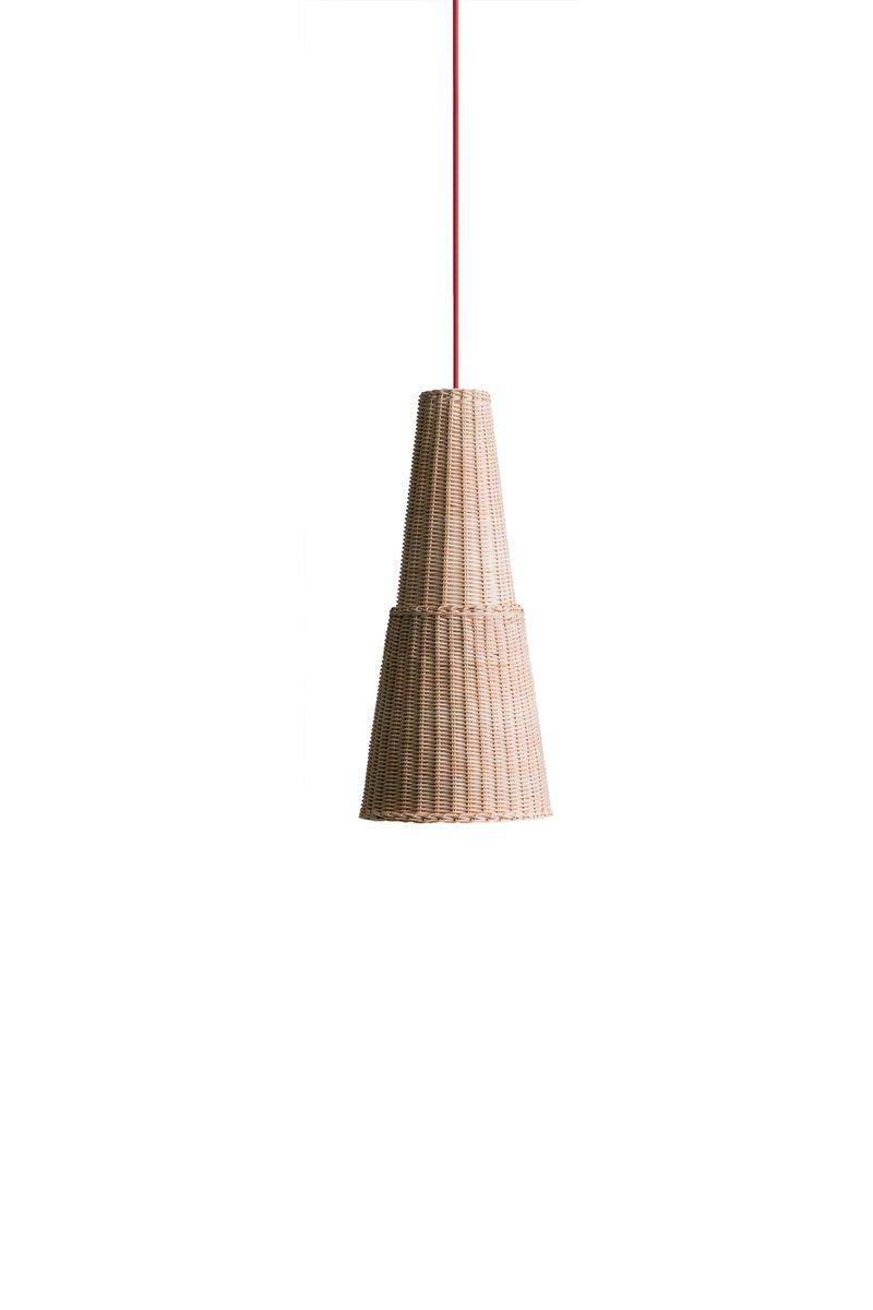 Seia 66 Hängelampe von Maurizio Bernabei für Bottega Intreccio