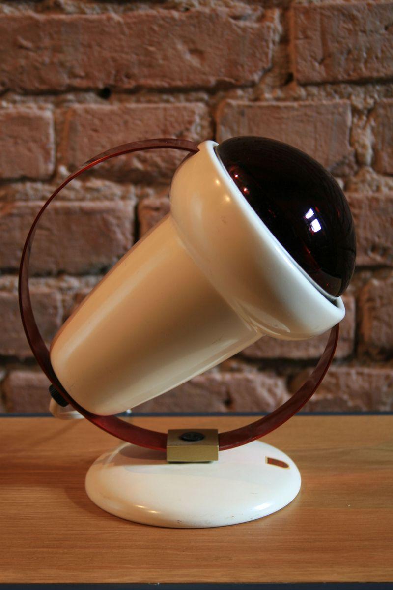 Mid-Century Typ 7529 Lampe von Charlotte Perriand für Philips