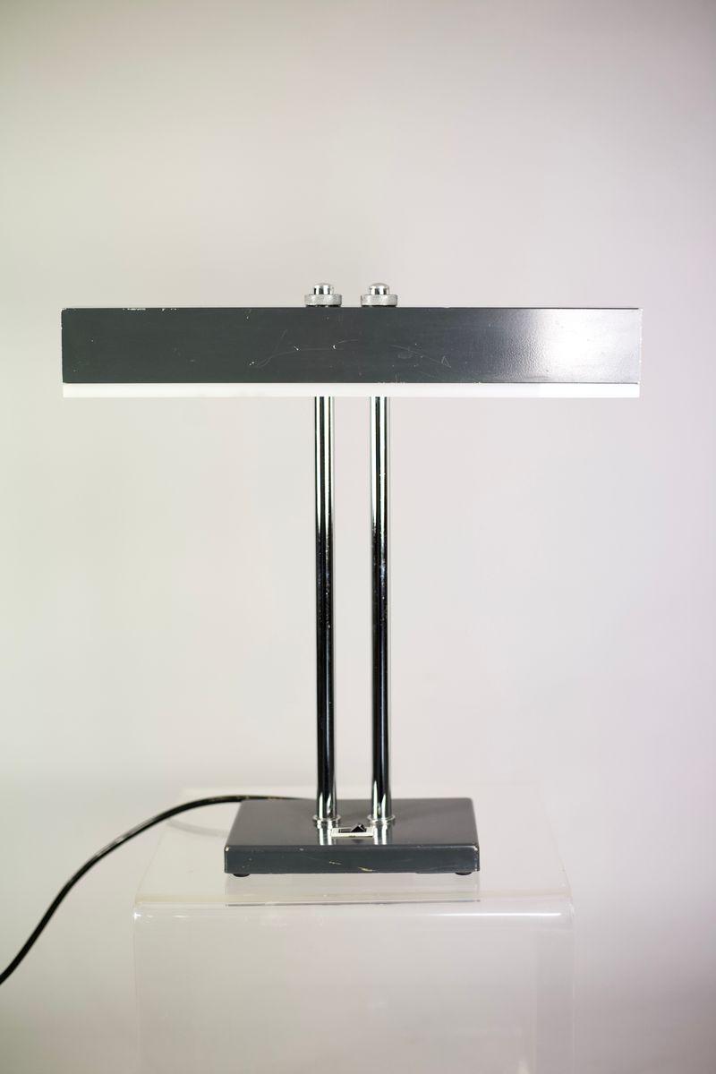 Französische Tischlampe von Jumo, 1970er