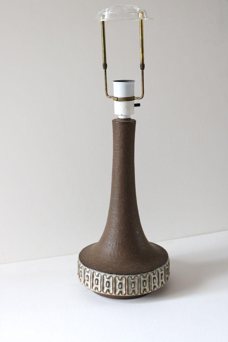 Tischlampe von Michael Andersen, 1970er