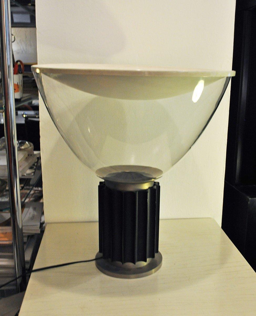 Taccia Tischlampe von Castiglioni Brothers für Flos, 1960er