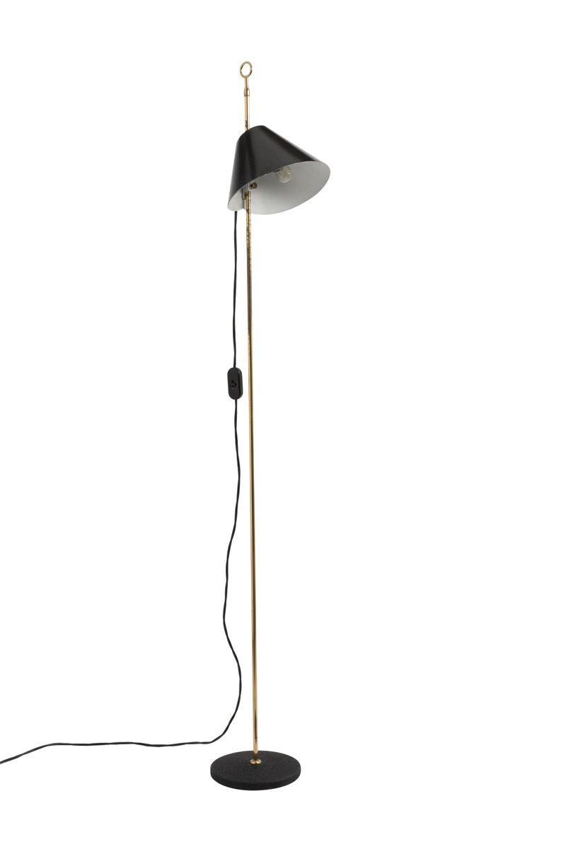 Monachella Stehlampe von Luigi Caccia Dominioni für Azucena, 1950er