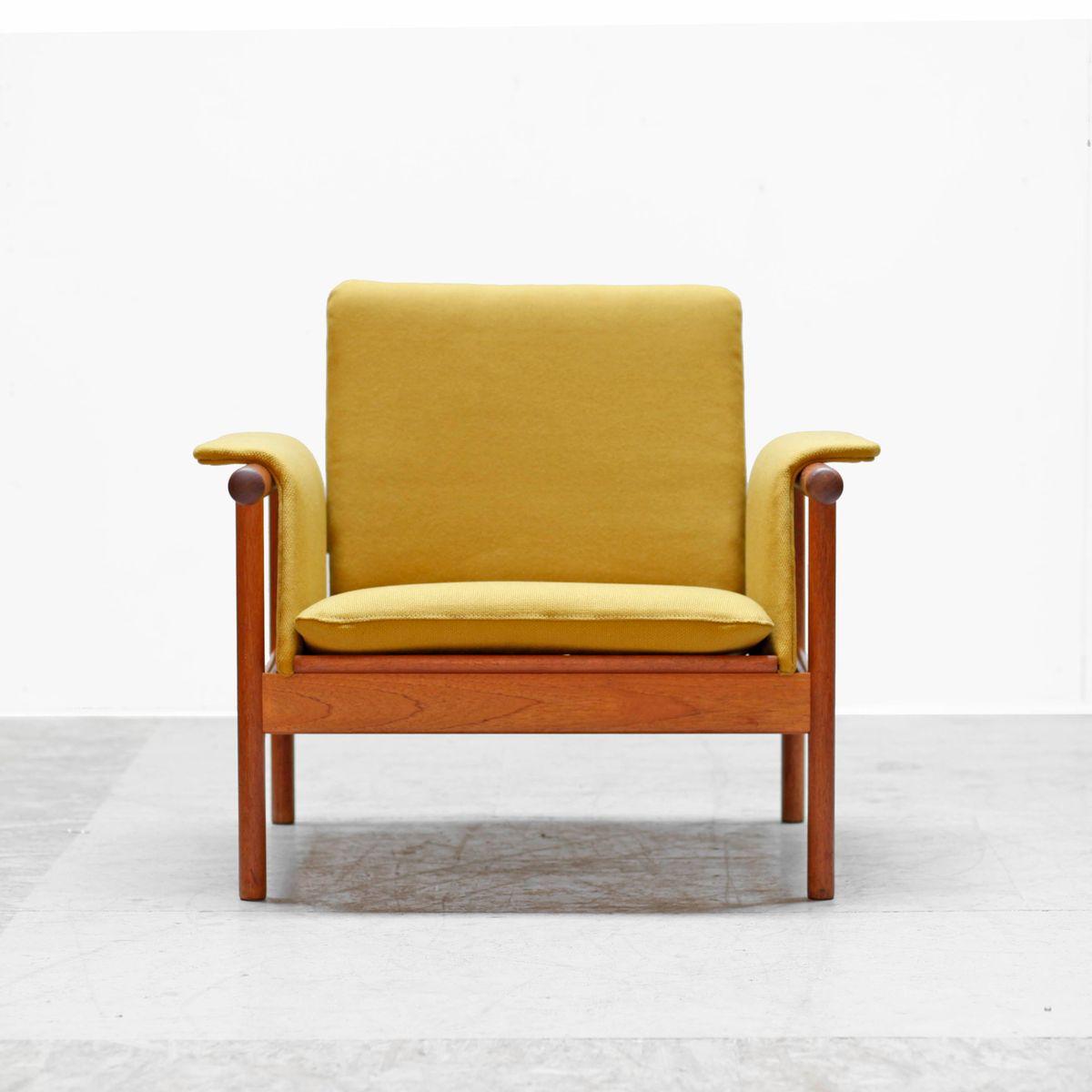 Dänischer Teak Sessel von Illum Wikkelsø, 1960er