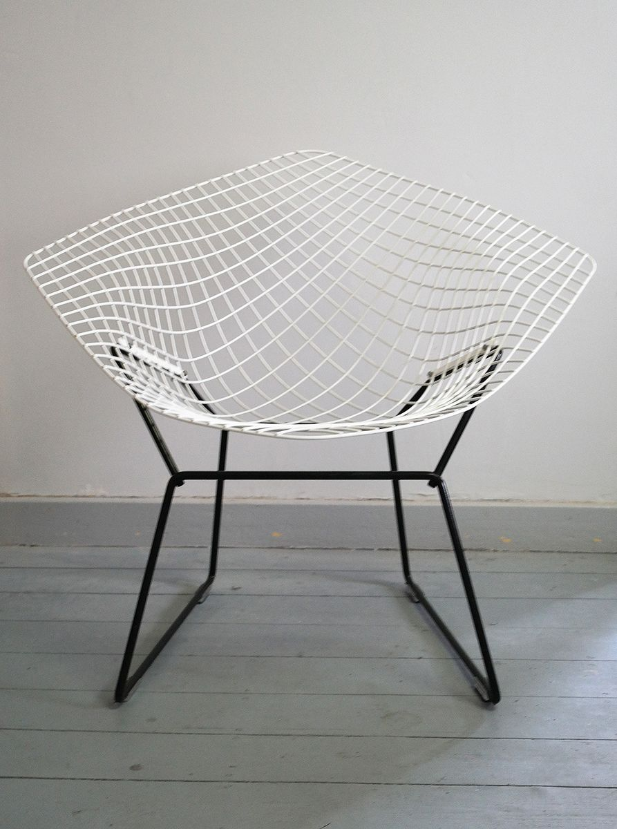 Diamond Chair By Harry Bertoia For Knoll International, 1964