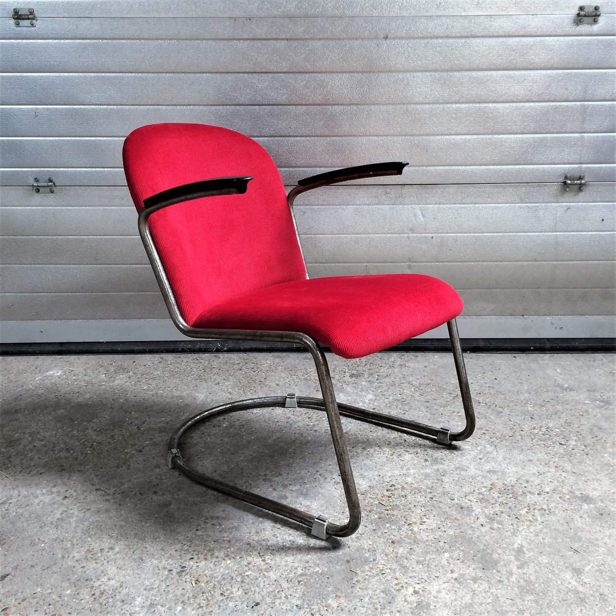 Modell 413 Sessel von Willem Henrik Gispen, 1940er
