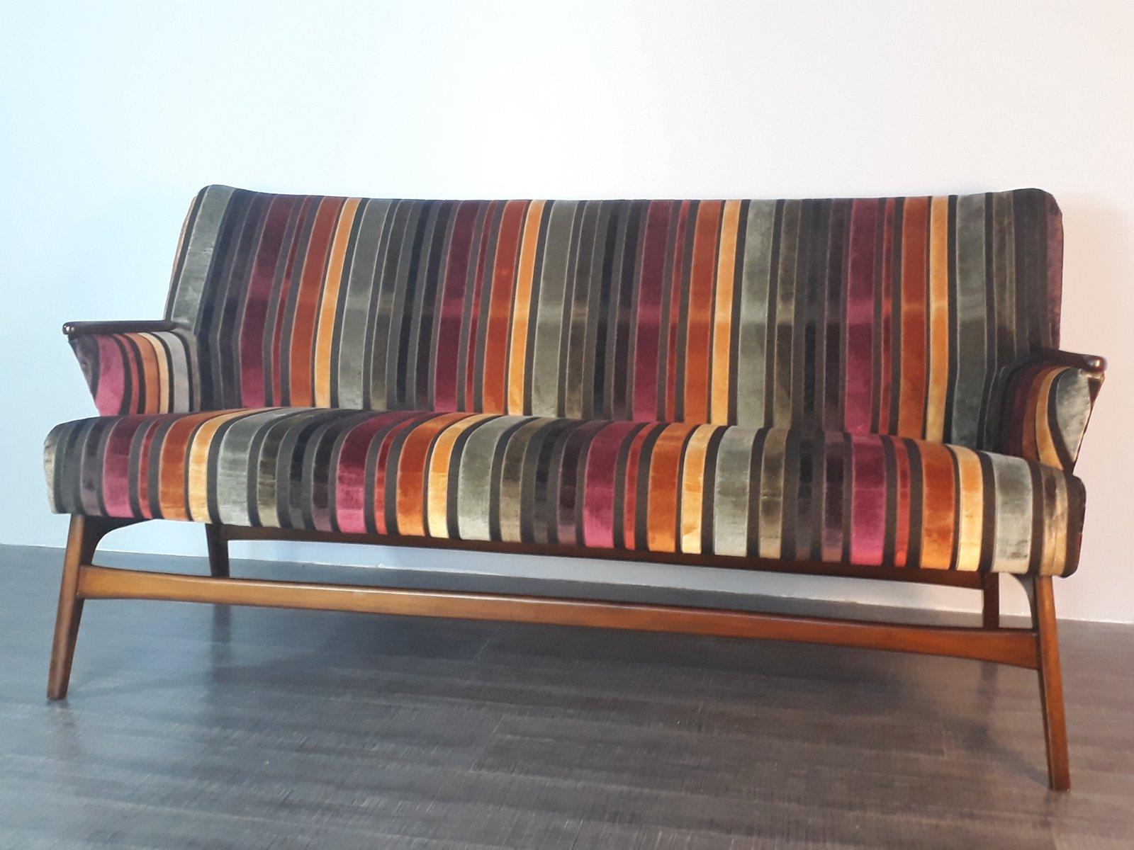 Mid Century Danish Sofa 1950s