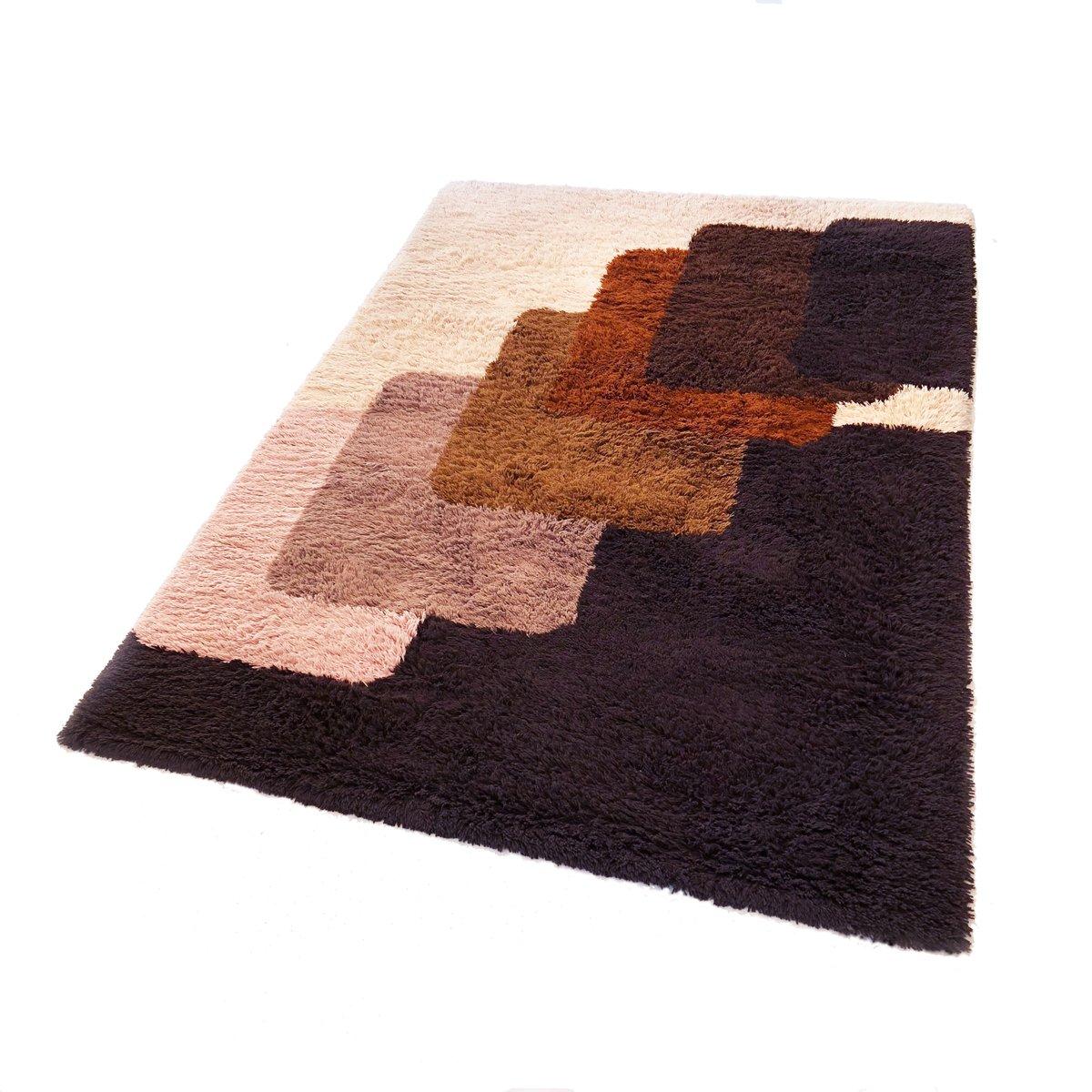 gro er teppich von desso 1970er bei pamono kaufen. Black Bedroom Furniture Sets. Home Design Ideas
