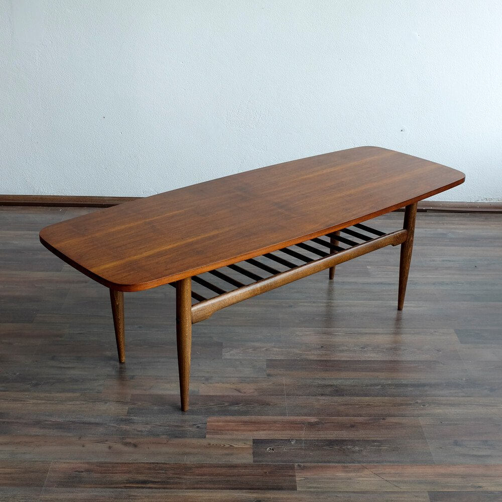 Mid Century Modern Coffee Table Australia: Mid-Century Danish Coffee Table, 1960s For Sale At Pamono