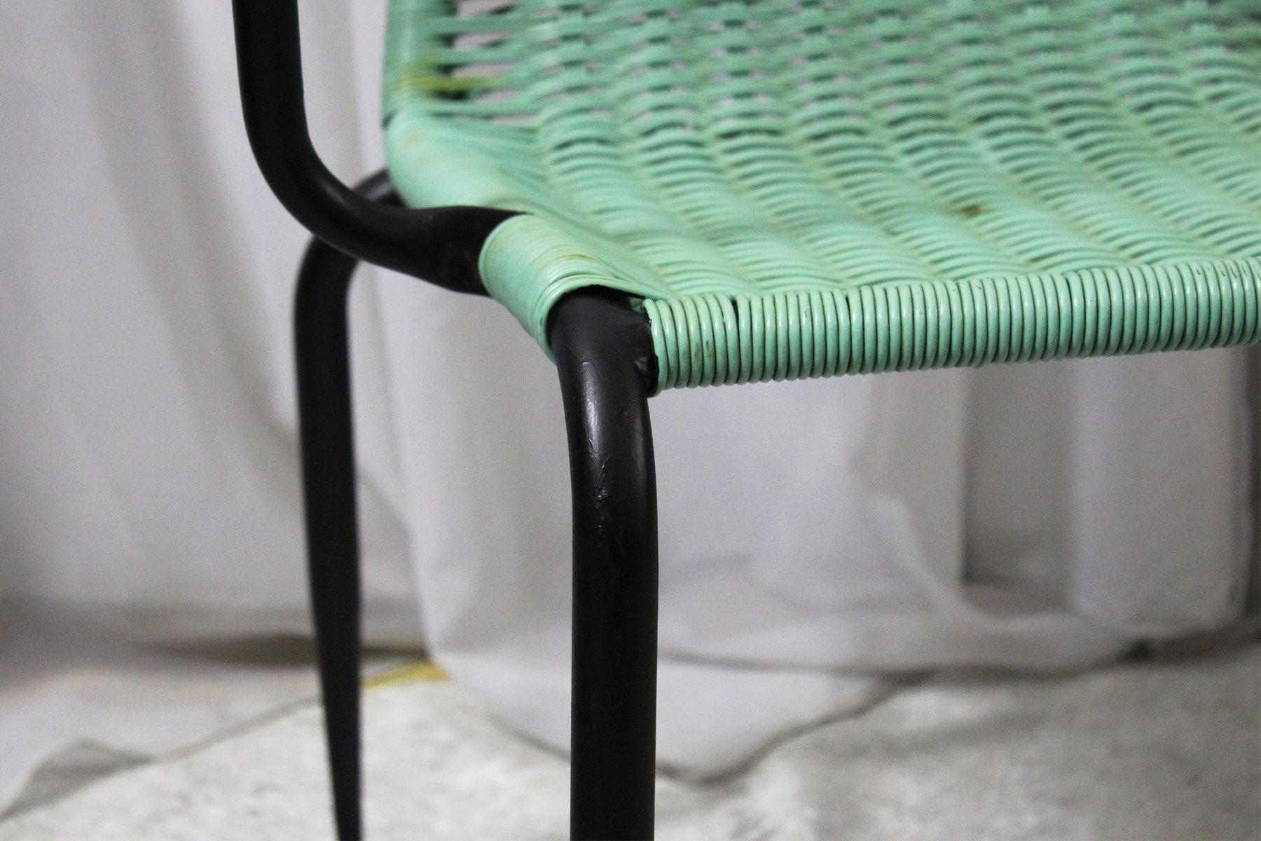 Sedie Intrecciate In Plastica.Mobili Da Giardino In Plastica Intrecciata Tavoli Da Giardino In