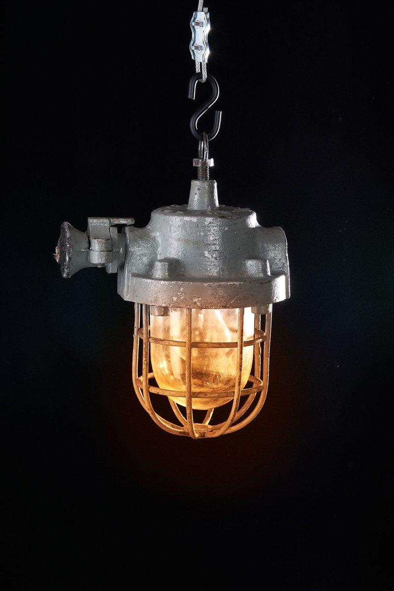 a545631832119 LPW 200 Explosion-Proof Mining Lamp from Spółdzielnia Pracy Energia ...