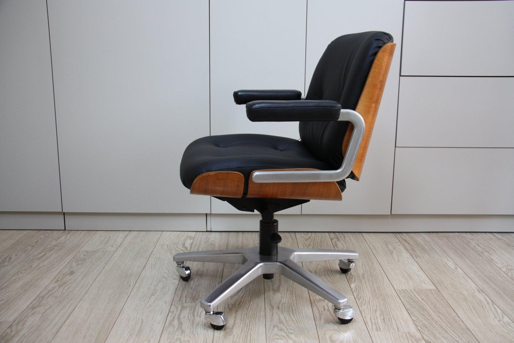 Sedie Da Ufficio In Pelle : Sedie ufficio pelle vintage sedia da ufficio figura ii vintage in