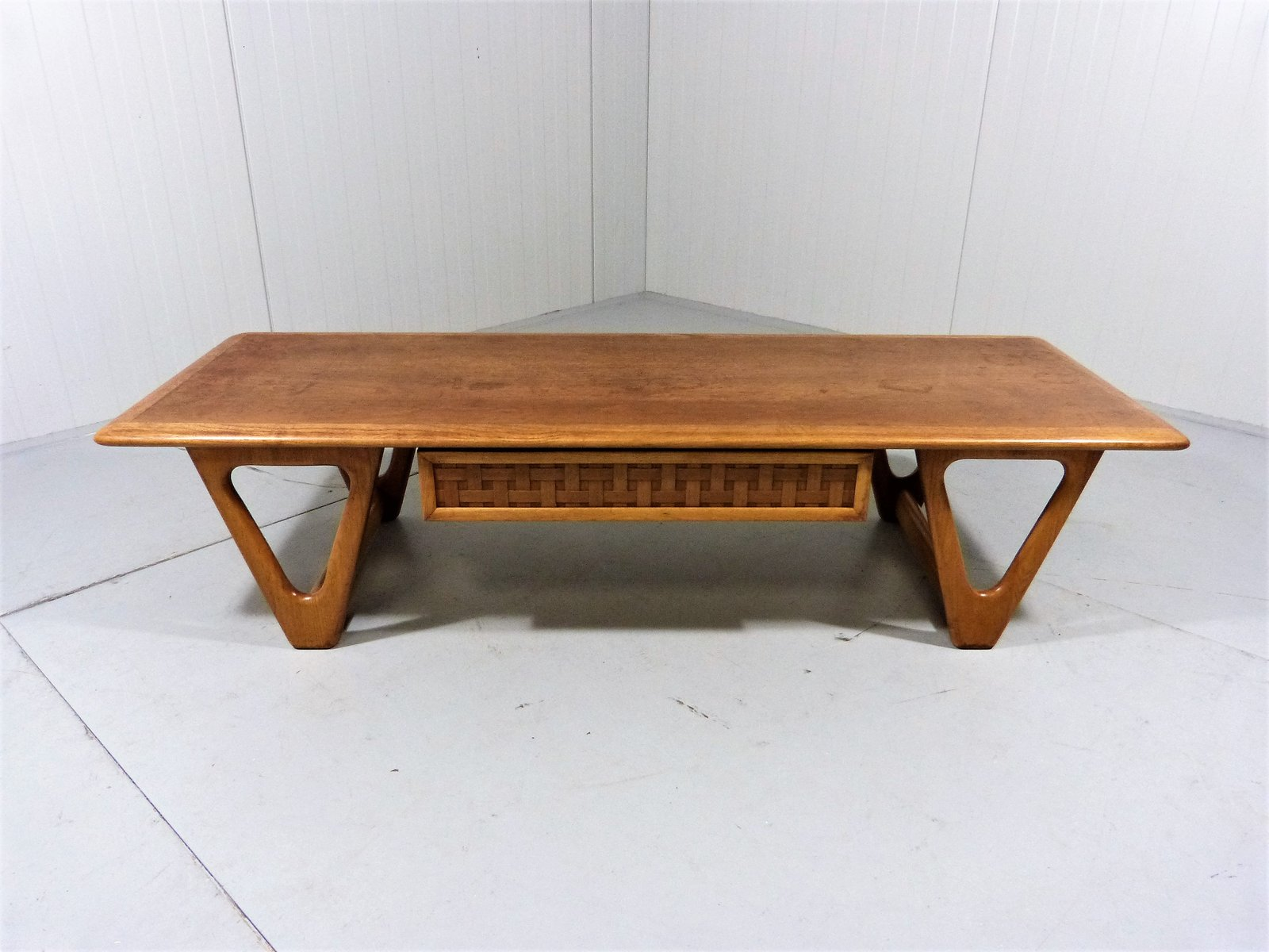 American Coffee Table From Lane Furniture, 1960s