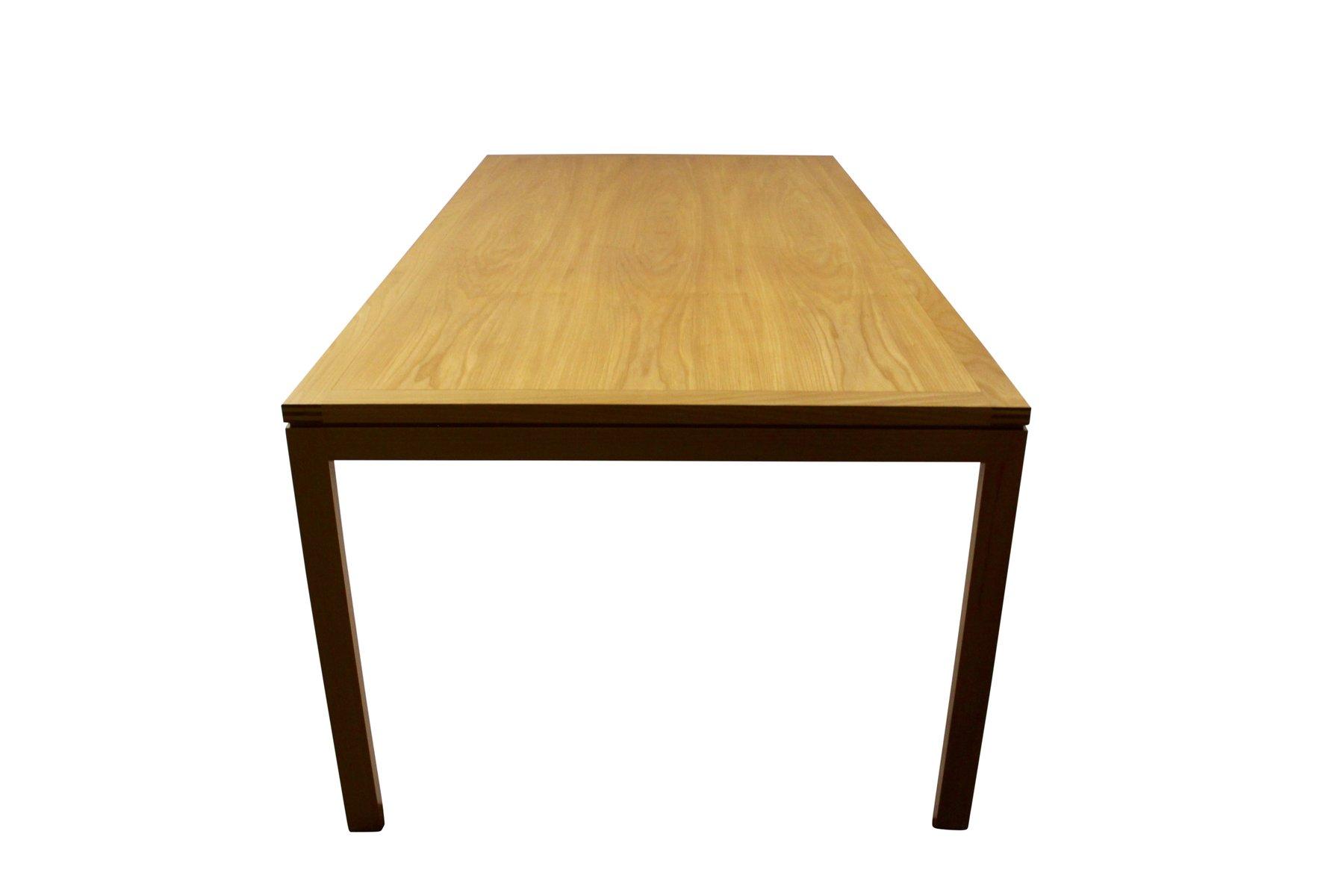 Grand bureau en frêne de søborg møbler s en vente sur pamono