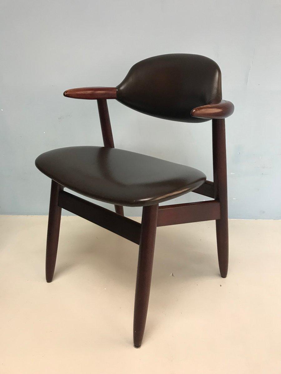 Verschiedene Esstisch Stühle Mit Armlehne Ideen Von Vintage Stühle Armlehnen In Rinderhorn-optik Von Tijsseling