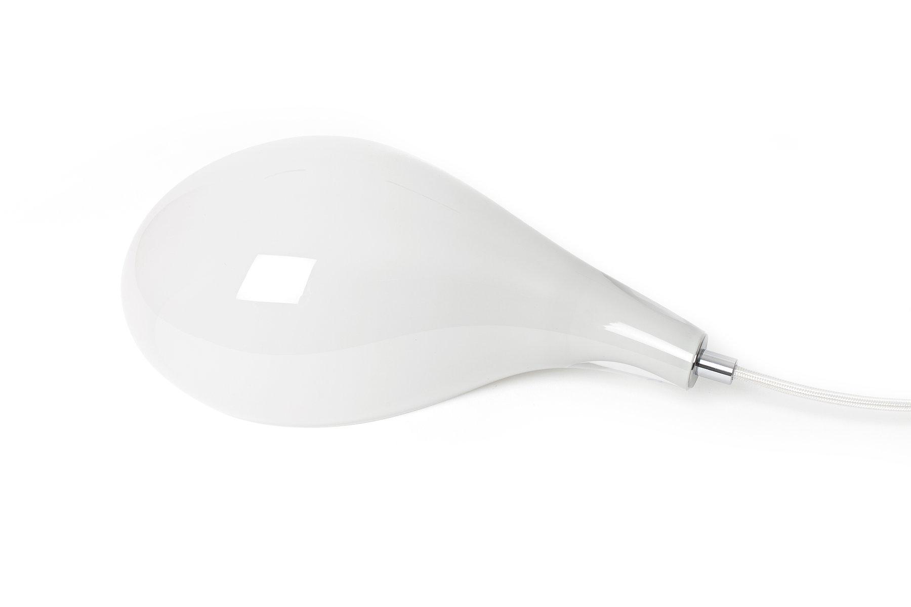Leech Lampe in Weiß von Stoft Studio