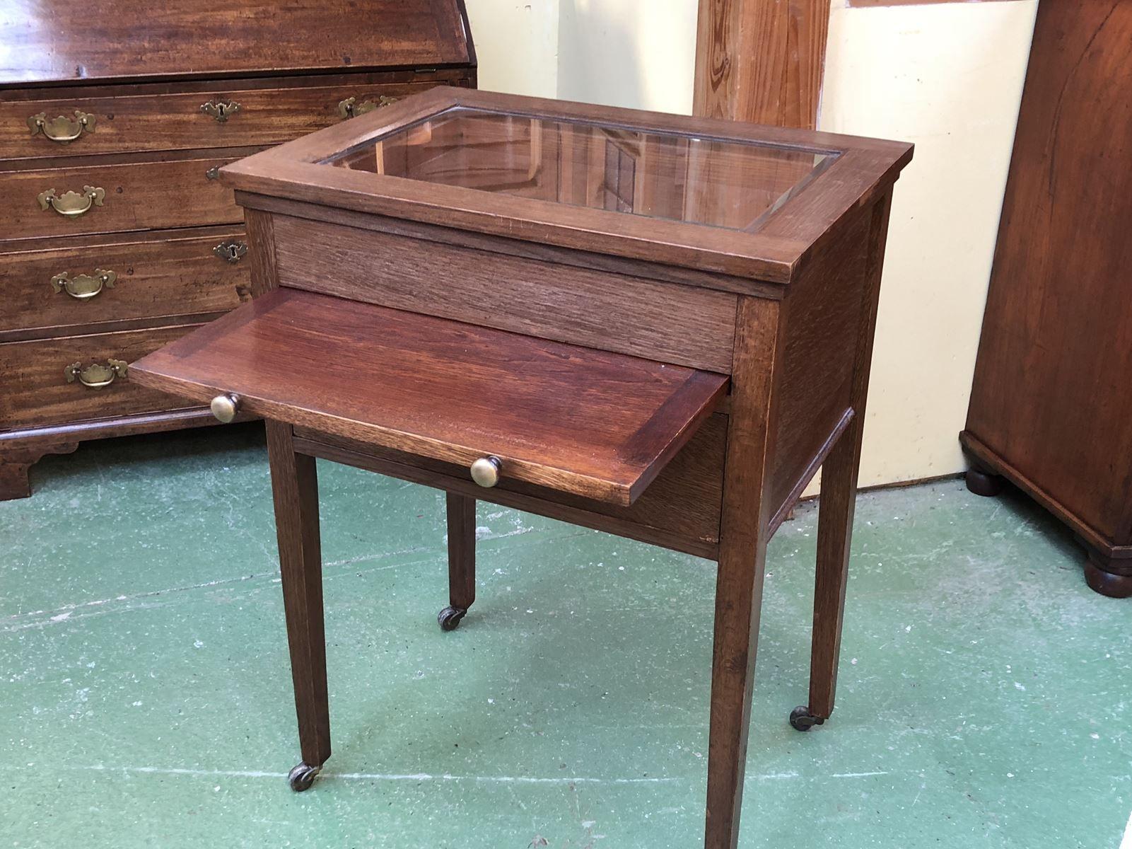 Vintage Oak Dentist Cabinet For Sale At Pamono