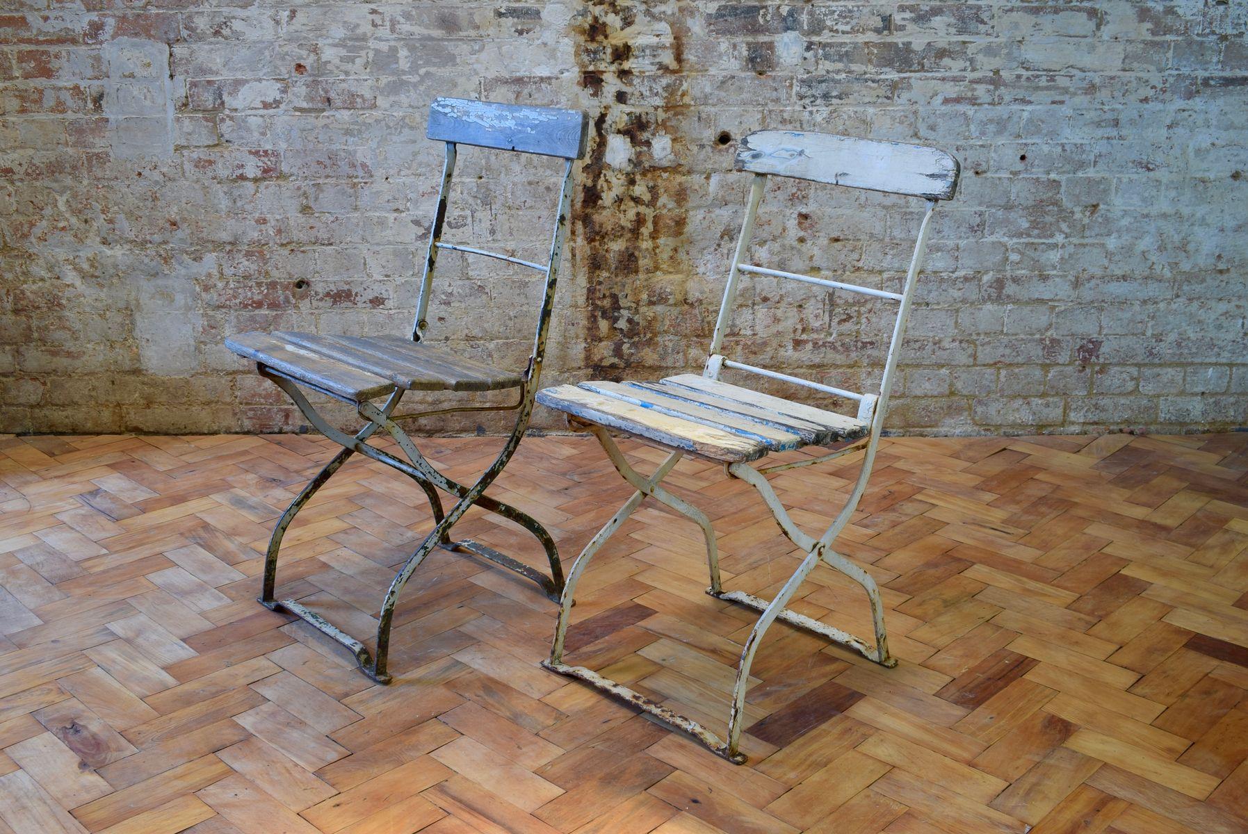 Sedie Francesi Da Giardino : Sedie da giardino pieghevoli francia set di in vendita su pamono