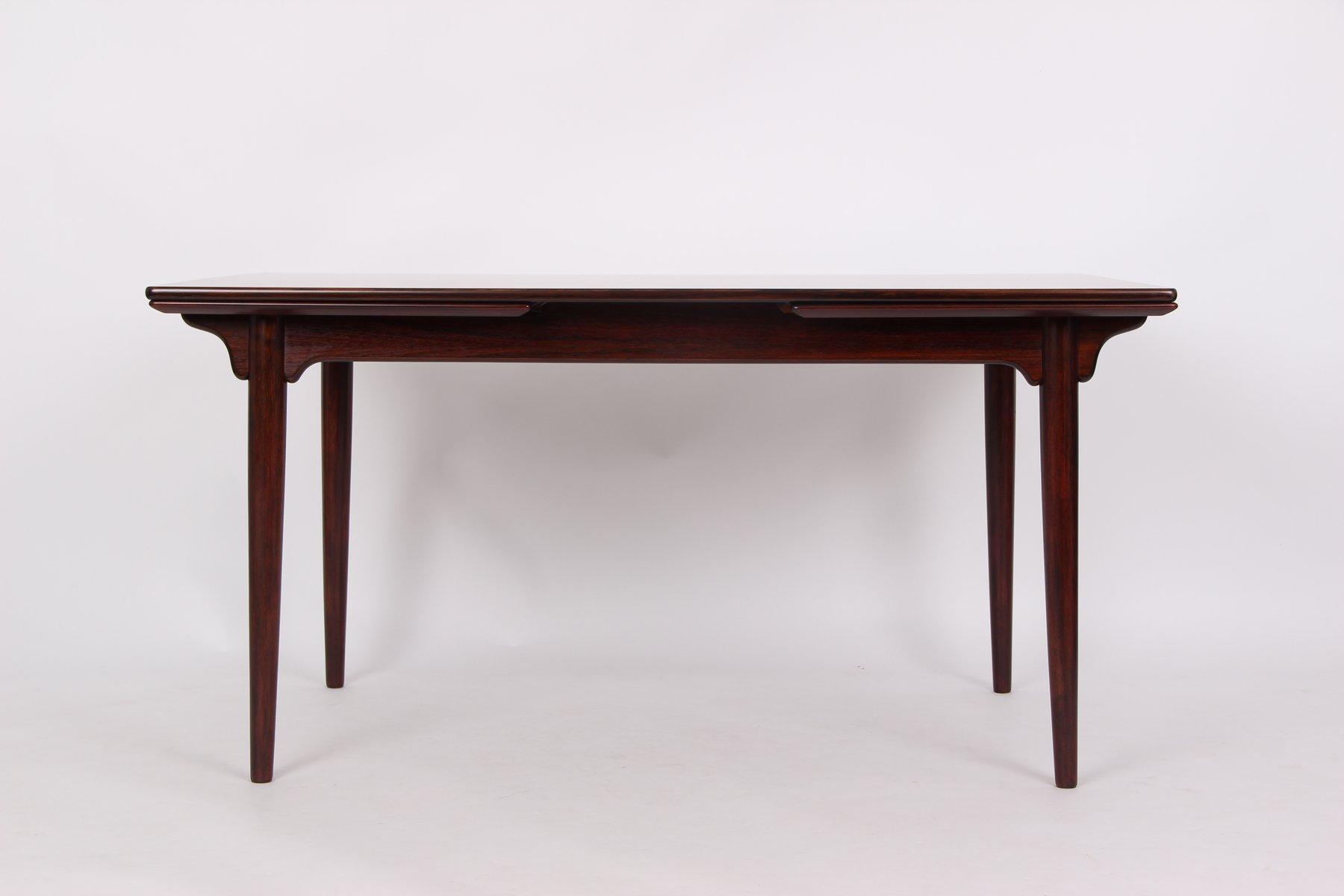 Modell 54 Esstisch aus Palisander von Omann Jun, 1960er