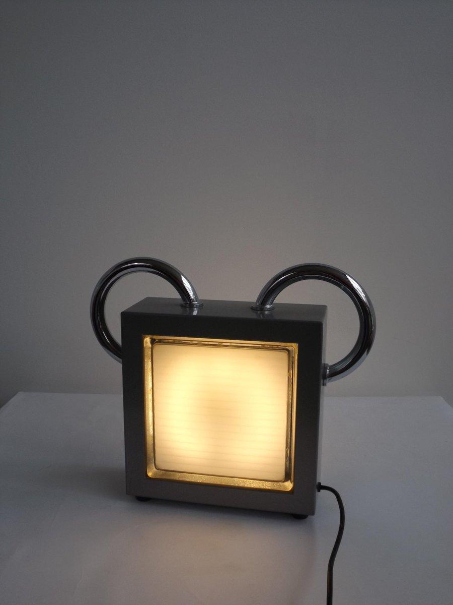 Italienische Tischlampe von Matteo Thun, 1980er