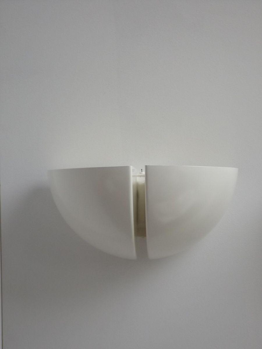 Niederländische Octavo Wandlampen, 1970er, 2er Set